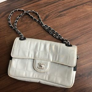 Authentic Chanel Canvas Bag